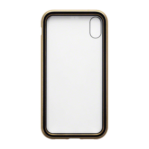 Terrapin Apple iPhone XR Double Sided Explosion Proof Case - Gold