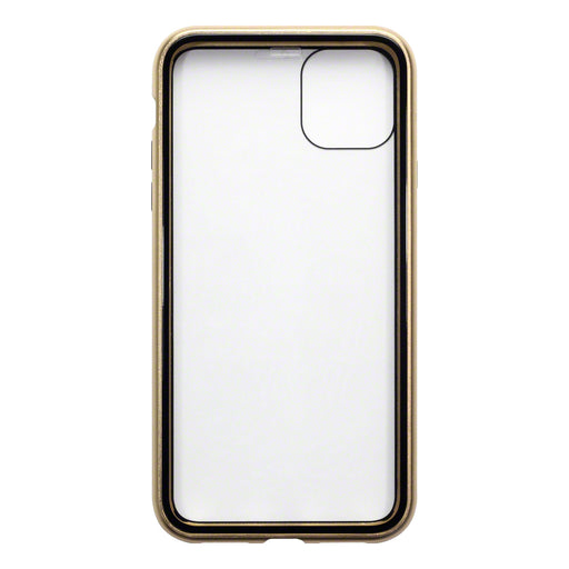 Terrapin Apple iPhone 11 Pro Max Double Sided Explosion Proof Case - Gold