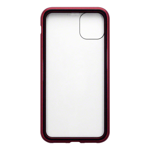 Terrapin Apple iPhone 11 Pro Max Double Sided Explosion Proof Case - Red
