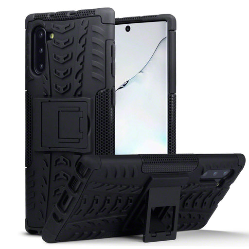 Terrapin Samsung Galaxy Note 10 Rugged Case - Black
