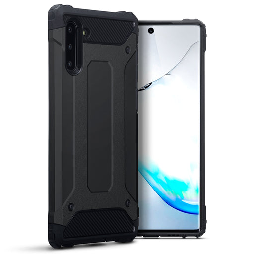 Terrapin Samsung Galaxy Note 10 Dual Layer Impact Case - Black