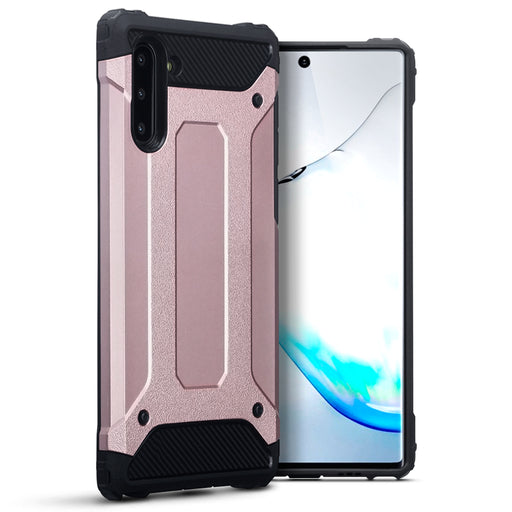 Terrapin Samsung Galaxy Note 10 Dual Layer Impact Case - Rose Gold