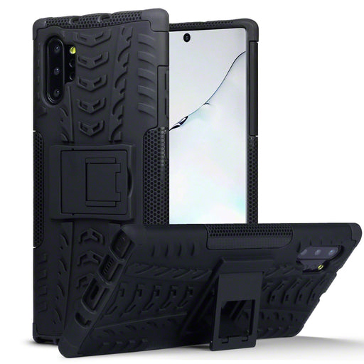 Terrapin Samsung Galaxy Note 10 Plus Rugged Case - Black