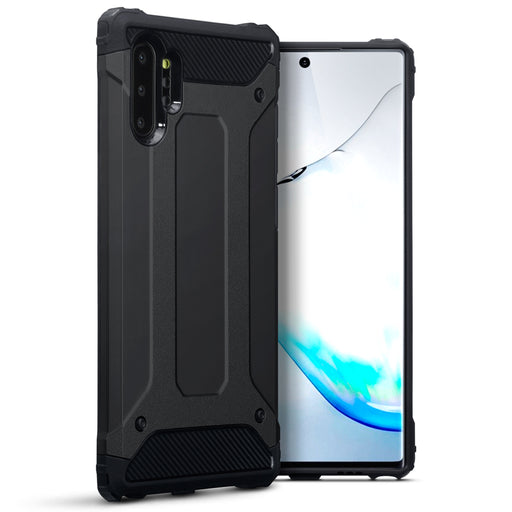 Terrapin Samsung Galaxy Note 10 Plus Dual Layer Impact Case - Black