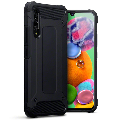 Terrapin Samsung Galaxy A90 5G Double Layer Impact Case - Black