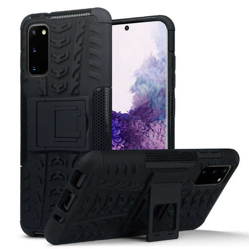 Terrapin Samsung Galaxy S20 Rugged Case - Black
