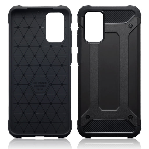 Terrapin Samsung Galaxy S20 Plus Double Layer Impact Case - Black