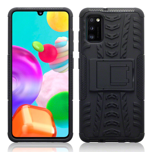 Terrapin Samsung Galaxy A41 Rugged Case - Black
