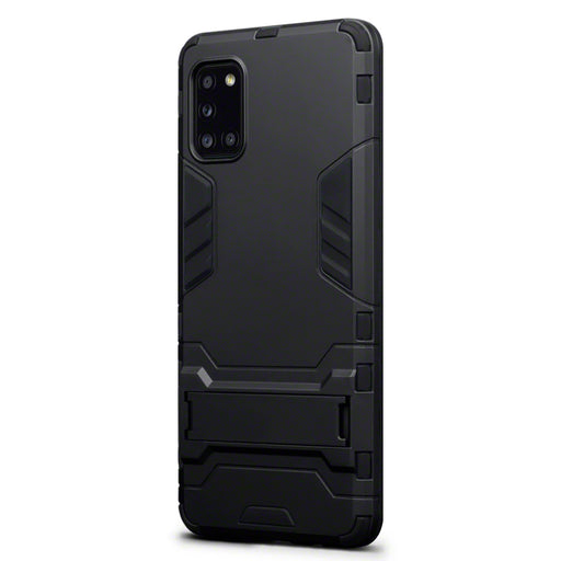 Terrapin Samsung Galaxy A31 Dual Layer Impact Case - Black