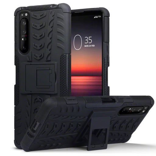 Terrapin Sony Xperia 1 II Rugged Case - Black