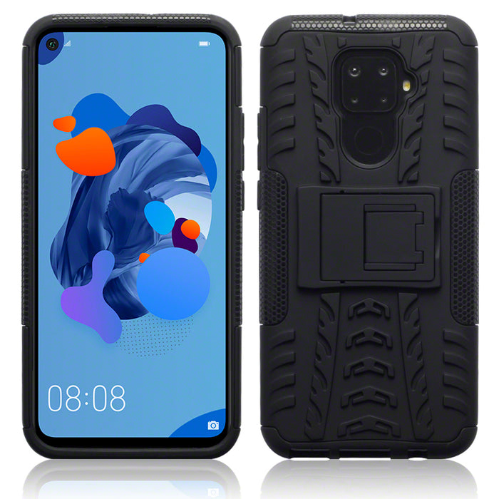 Terrapin Huawei Mate 30 Lite Rugged Case - Black