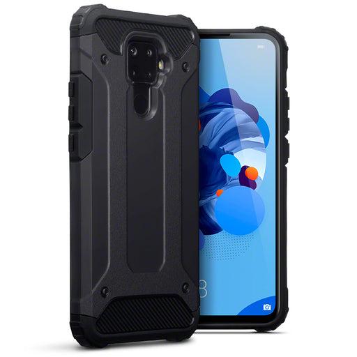 Terrapin Huawei Mate 30 Lite Double Layer Impact Case - Black