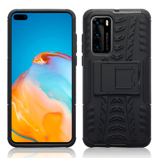 Terrapin Huawei P40 Rugged Case - Black