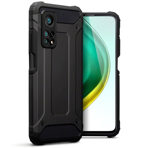 Terrapin Xiaomi Mi 10T 5G / 10T Pro 5G Double Layer Impact Case - Black
