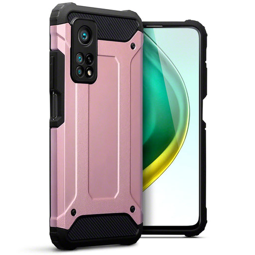Terrapin Xiaomi Mi 10T 5G / 10T Pro 5G Double Layer Impact Case - Rose Gold
