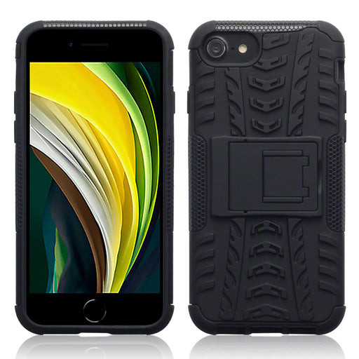 Terrapin Apple iPhone 7/8/SE (2020) Rugged Case - Black