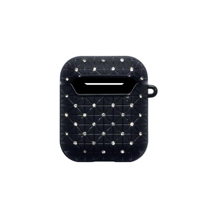 Terrapin Apple Airpods Diamonte Cover - Black