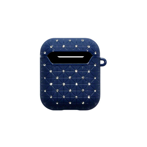 Terrapin Apple Airpods Diamonte Cover - Blue