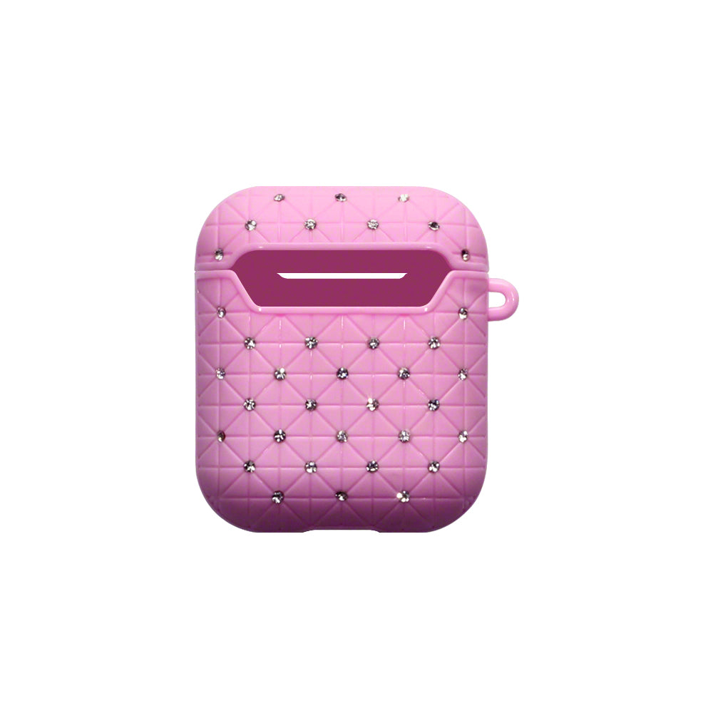 Terrapin Apple Airpods Diamonte Cover - Pink