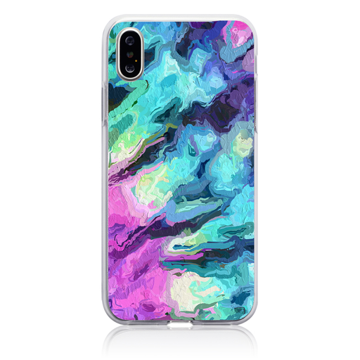 Studio Haze Phone Case - Apple iPhone X / XS by Case Hut