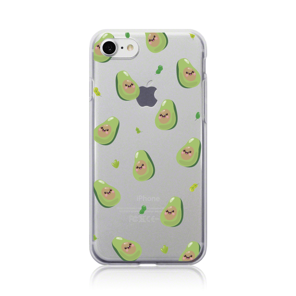 Call Candy Cases Avocado World Case for Apple iPhone 8/7 by Call Candy