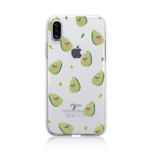 Call Candy Cases Avocado World Case for Apple iPhone X/XS by Call Candy