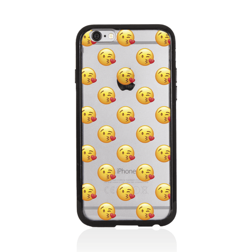 Call Candy Cases Emoji Kissing Wink Case for Apple iPhone 6/6s by Call Candy