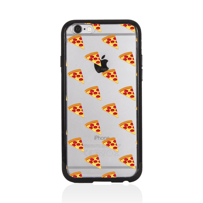 Call Candy Cases Emoji Pizza Case for Apple iPhone 6/6s by Call Candy