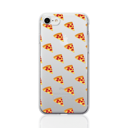 Call Candy Cases Emoji Pizza Case for Apple iPhone 8/7 by Call Candy