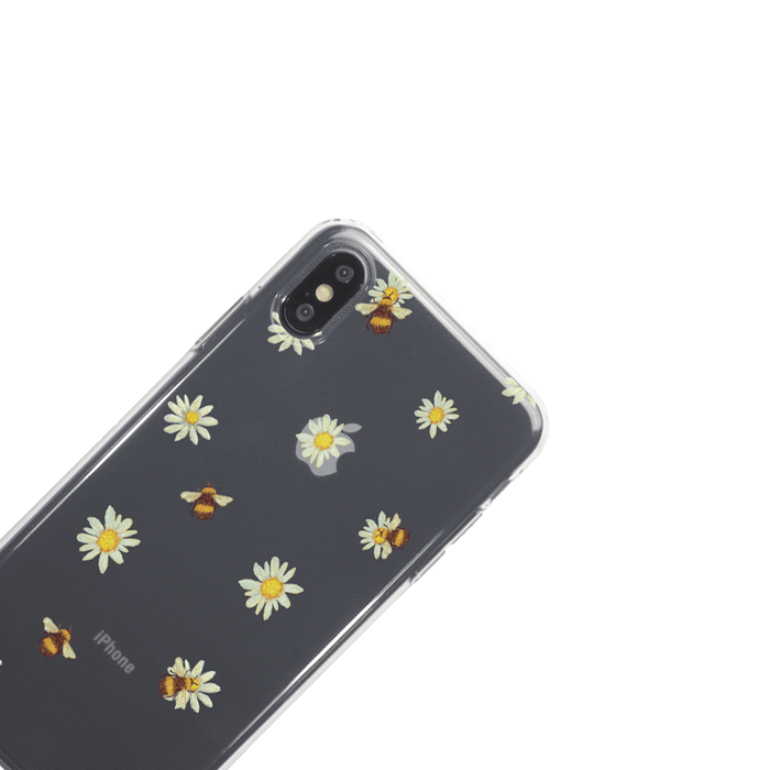 Call Candy Cases Honey Bees Case for Apple iPhone XS Max by Call Candy
