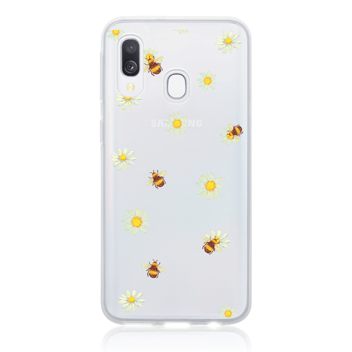 Call Candy Cases Honey Bees Case for Samsung Galaxy A30 by Call Candy