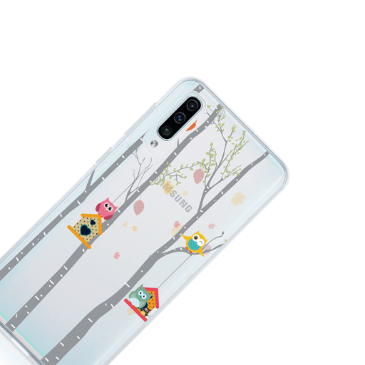 Call Candy Cases Love owls Case for Samsung Galaxy A50 by Call Candy