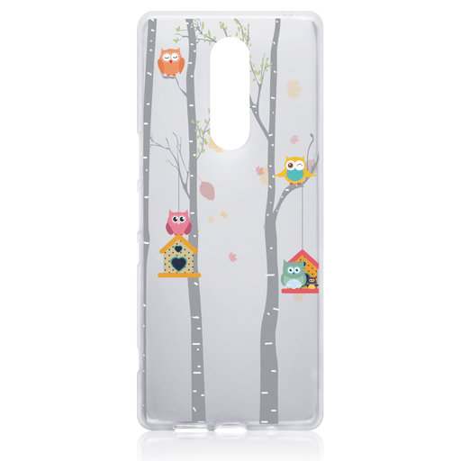 Call Candy Cases Love owls Case for Sony Xperia 1 by Call Candy