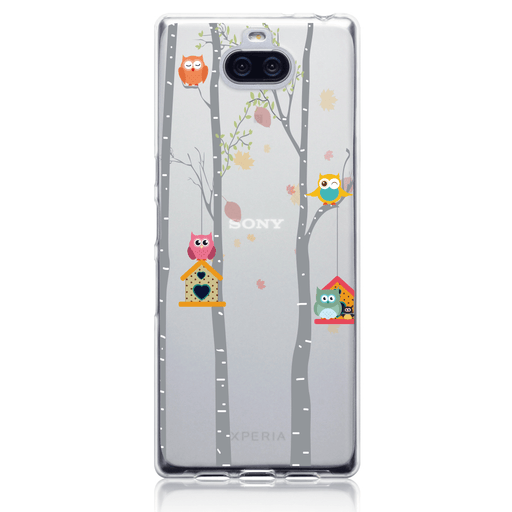 Call Candy Cases Love owls Case for Sony Xperia 10 Plus by Call Candy