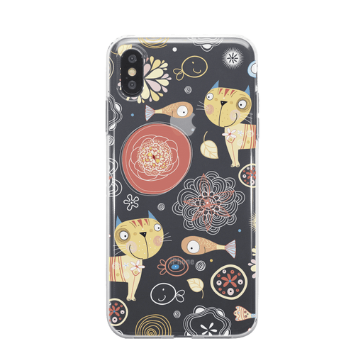 Call Candy Cases Pierre the Cat Case for Apple iPhone XS Max by Call Candy