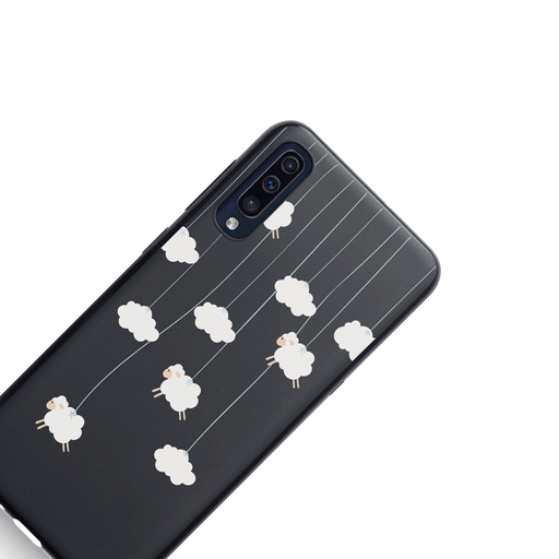 Call Candy Cases Sheep Case for Samsung Galaxy A50 by Call Candy