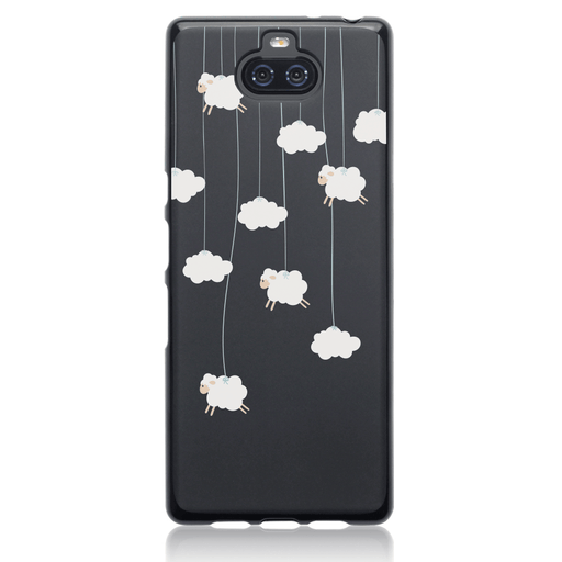 Call Candy Cases Sheep Case for Sony Xperia 10 Plus by Call Candy