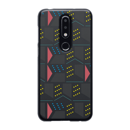Call Candy Cases Transitions Case for Nokia 6.1 Plus by Call Candy