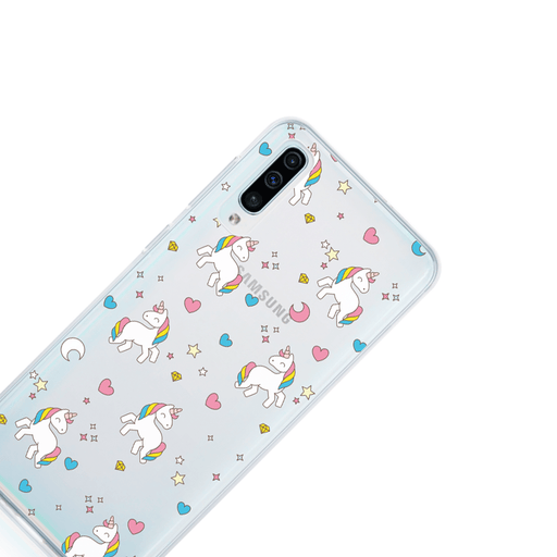 Call Candy Cases Unicorns Case for Samsung Galaxy A50 by Call Candy