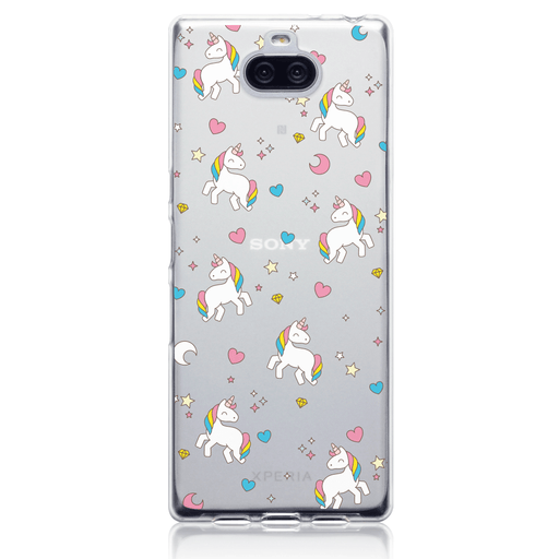 Call Candy Cases Unicorns Case for Sony Xperia 10 Plus by Call Candy