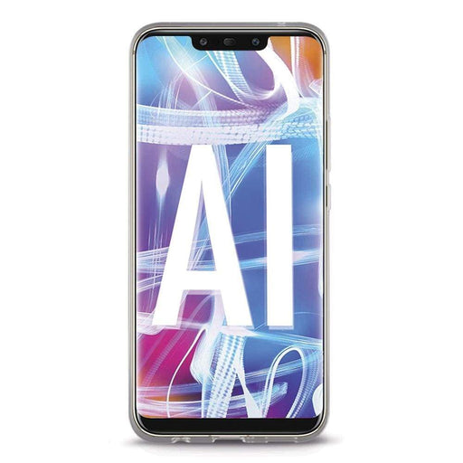 Case FortyFour Cases Case FortyFour No.1 Case for Huawei Mate 20 Lite in Clear