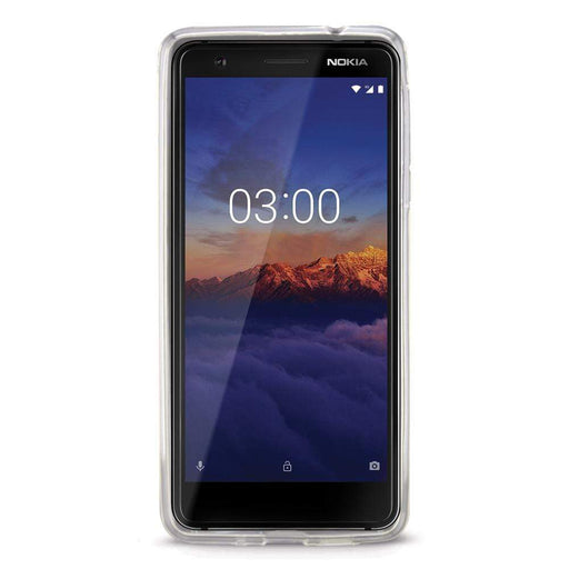 Case FortyFour Cases Case FortyFour No.1 Case for Nokia 3.1 in Clear