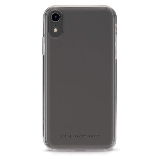 Case FortyFour Cases Case FortyFour No.1 iPhone XR Clear