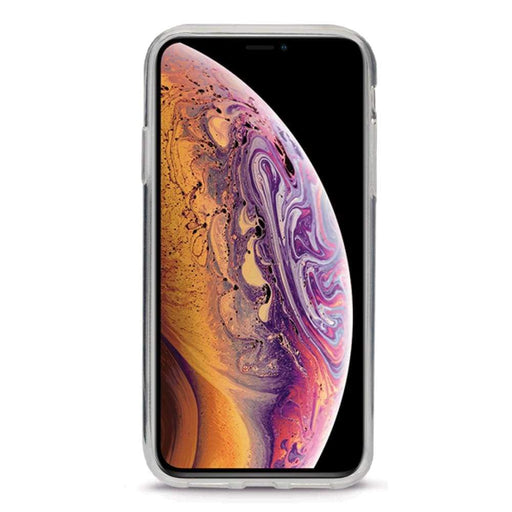 Case FortyFour Cases Case FortyFour No.1 iPhone XS Max Clear