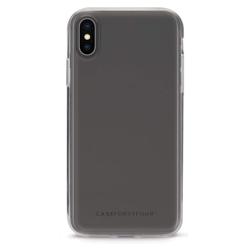 Case FortyFour Cases Case FortyFour No.1 iPhone XS/X Clear