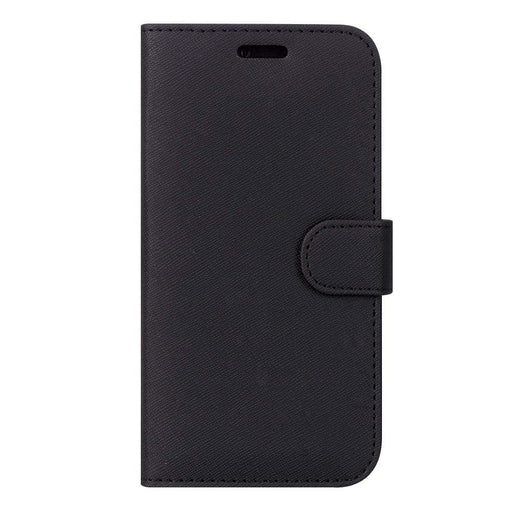 Case FortyFour Cases Case FortyFour No.11 Huawei Mate 20 Lite Cross Grain Black
