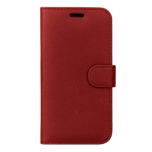 Case FortyFour Cases Case FortyFour No.11 iPhone 8/7 Cross Grain Red
