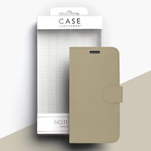 Case FortyFour Cases Case FortyFour No.11 iPhone 8/7 Cross Grain Stone