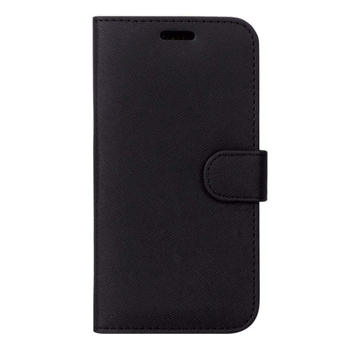 Case FortyFour Cases Case FortyFour No.11 iPhone XS Max Cross Grain Black