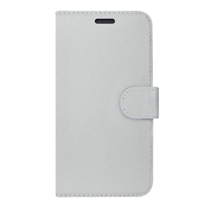 Case FortyFour Cases Case FortyFour No.11 iPhone XS Max Cross Grain White